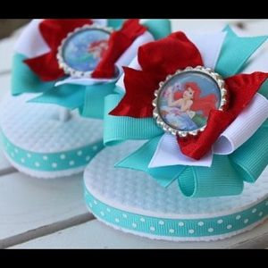 Other - Little Mermaid sandals